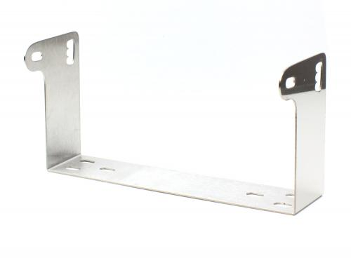 Roadworks - 11069 - Stainless Steel Radio Bracket Extended