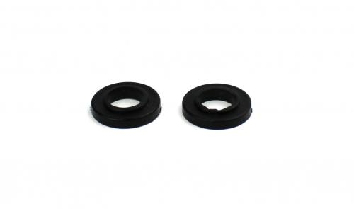 Replacement plastic isolation antenna stud washer pair