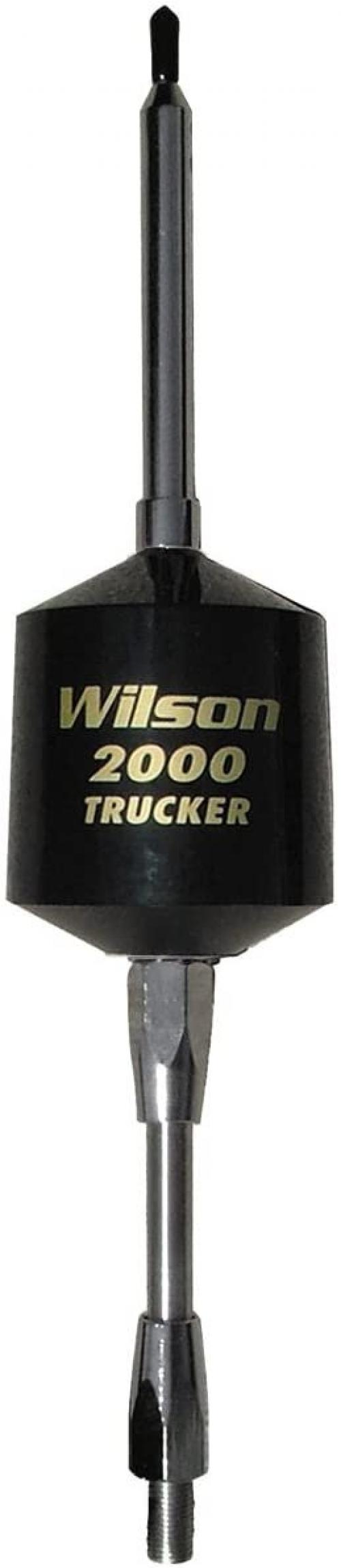 Wilson Trucker 2000 Antennas 5 Shaft - Black 305-492