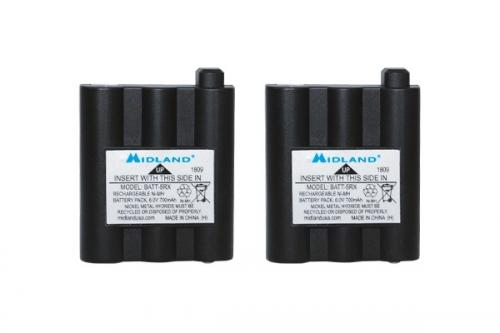 Midland AVP17 Rechargeable Batteries