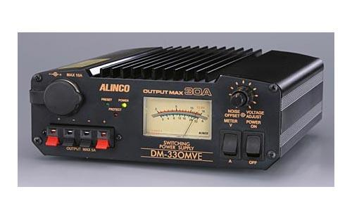 Alinco DM-330MVT 30 Amp Switching 12V DC Power Supply