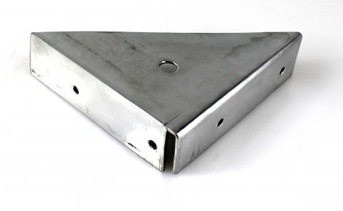 Pickup Corner Antenna Bracket with 1/2in Stud Hole -- For any standard antenna stud