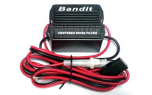 Power Line Filter for CB Radios and Stereos CBNF3AXX