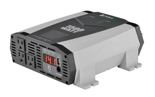 Cobra CPI1590 1500 Watt Power Inverter