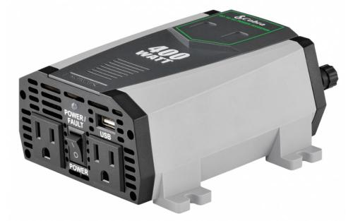 Cobra CPI490 400 watt DC to AC Power Inverter