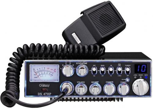 Galaxy DX47HP 10 Meter Radio