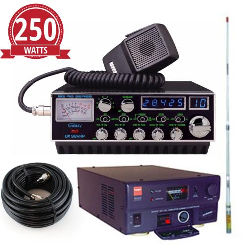 Galaxy DX98VHP Complete Base Station Package