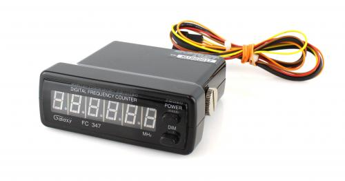 Galaxy FC347-BL - Blue 6 Digit Frequency Counter