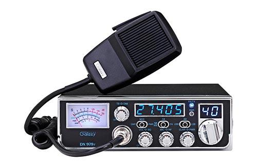 Galaxy DX979F CB Radio with SSB and Frequency Counter