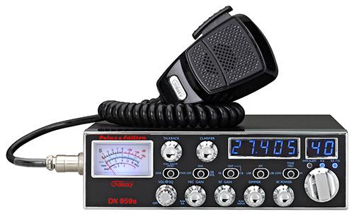 Galaxy DX959B USB LSB CB Radio