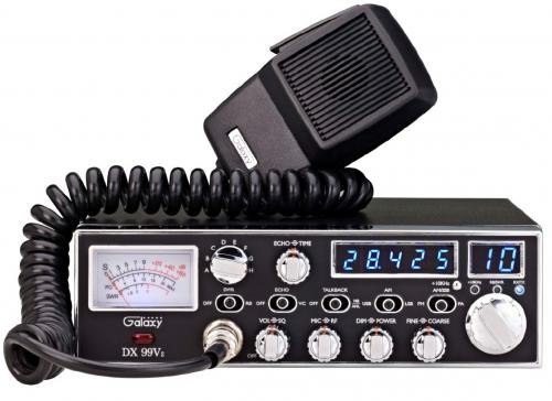 Galaxy DX99V2 10 Meter Radio w/ Single Side Band and Echo