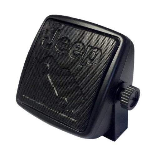 Mopar JEEP Licensed JPCBSJI External Speaker with Embossed JEEP Logo