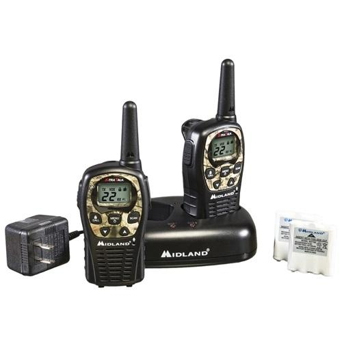 Midland LXT535VP3 Mossy Oak Walkie Talkie Pair