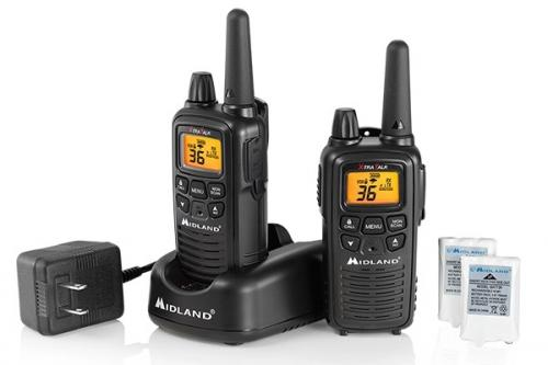 Midland FRS LXT600VP3 Walkie Talkie Pair