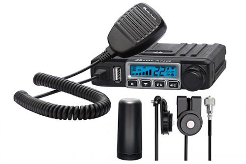 Midland MXT115VP3 GMRS Radio Package