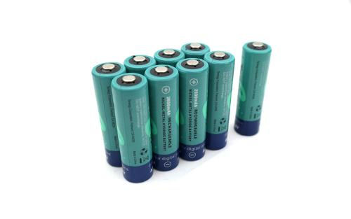 NIMHPACK9 NiMH AA Battery 9 Pack for Cobra Handheld