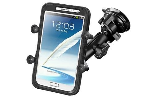 RAM X-Grip IV Suction Cup Phone Mount