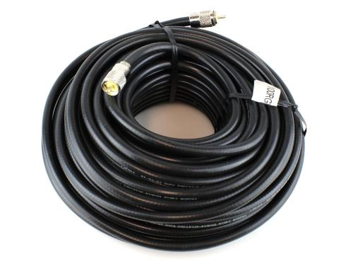 100 RG8UB100 Base Station Coax Cable