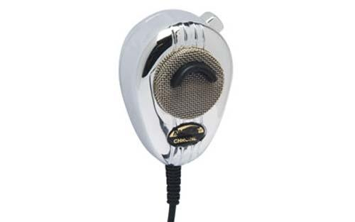 RK564PCH Chrome Roadking CB Microphone