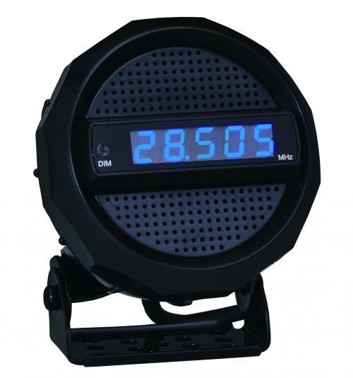 RANGER SRA-166FB Frequency Counter and External Speaker Combo for CB and 10 Meter Radios