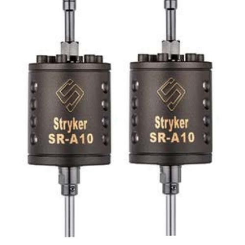 Stryker SR-A10 CB Antenna Pair Package