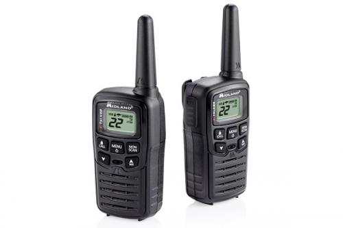 Midland FRS X-TALKER T10 Walkie Talkie Pair
