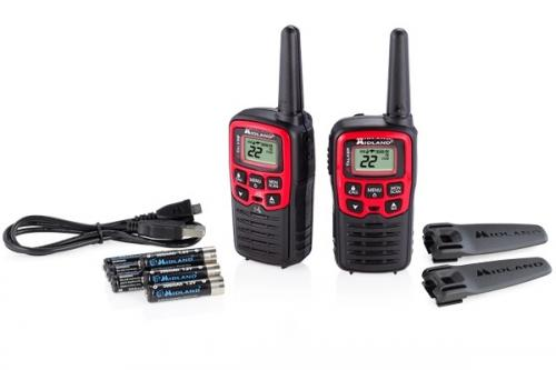 Midland X-TALKER FRS T31VP Hand Held Pair