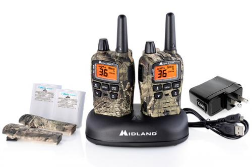 Midland X-TALKER T75VP3 Two-Way Radio Pair