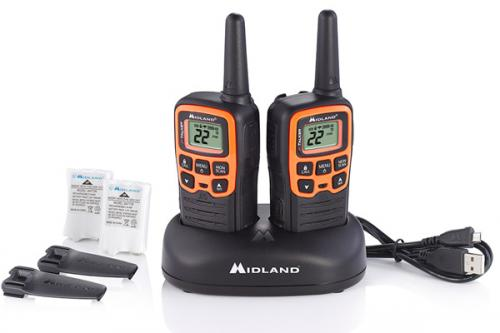 Midland X-TALKER T51VP3 Walkie Talkie Pair