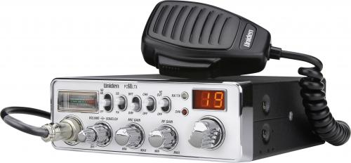 Uniden PC68LTX 40 Channel CB Radio with Hi-Cut Filter