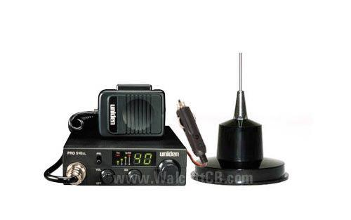 Complete CB Radio Package 510PC36