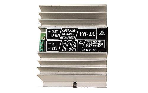 VR1A Voltage Reducer - 24V DC to 12V DC