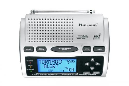Midland WR300 AM/FM Weather Alert Radio