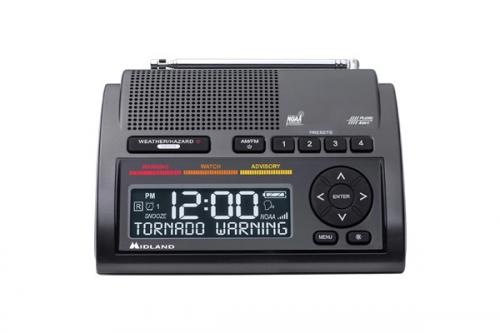 Midland WR400 AM/FM Weather Alert Radio