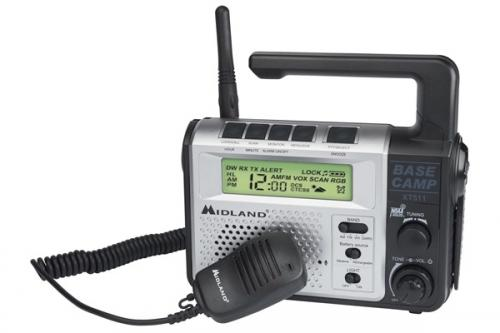 Midland XT511 GMRS Base Camp Radio