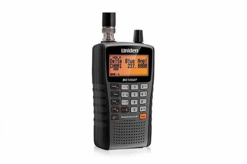 Uniden BC125AT Handheld 512MHz Scanner with Close Call Nearby Signal Capture