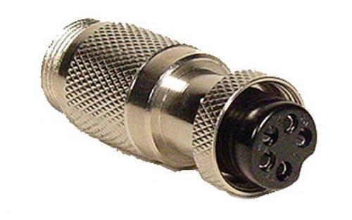 C4P5C Microphone Adapter 4 Pin to 5 Pin