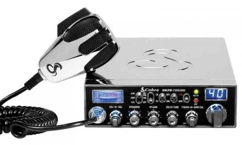 Cobra 29LTDCHR Chrome CB Radio