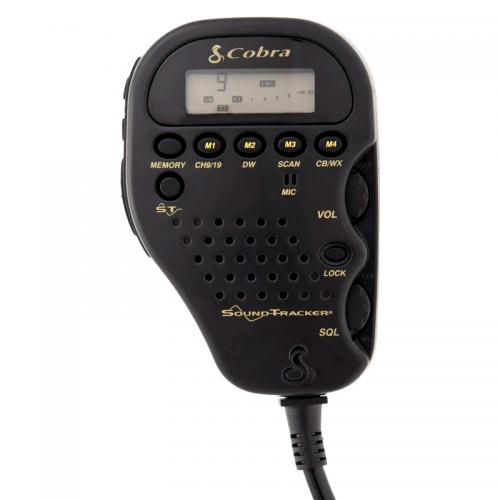 Cobra 75WXST Remote CB & Weather Radio
