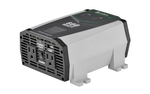Cobra CPI 890 800 Watt Compact DC to AC Power Inverter