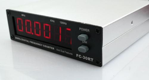 FC30 Frequency Counter Red Display