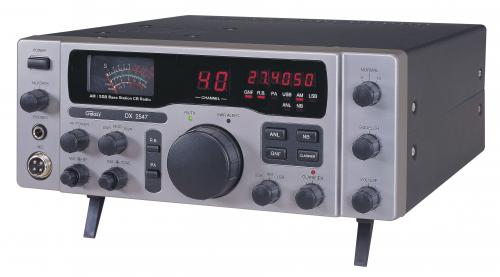 Galaxy DX2547 CB Base Radio AM / Single Side Band - SSB