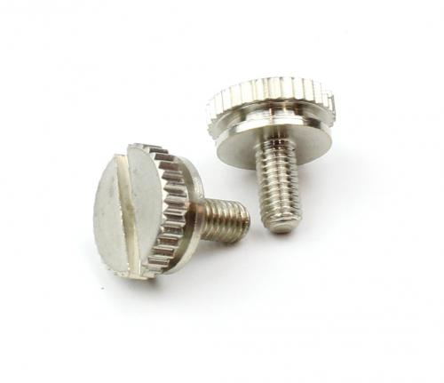 KN5 - Metal 5mm Mount Knobs Pair