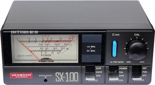 Diamond SX-100 HF Power & VSWR Meter